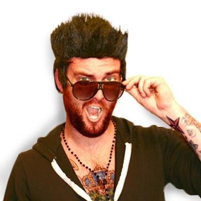 Click to get Jersey Guido Costume Kit