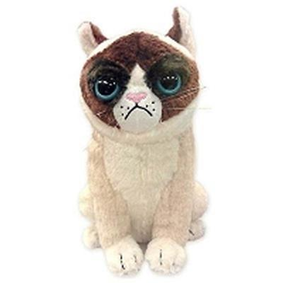 Click to get 11 Grumpy Cat Plush Toy