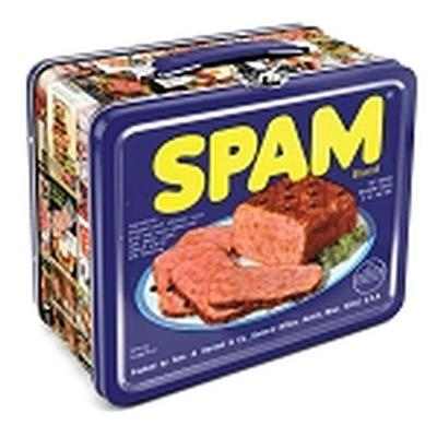 Click to get Spam Lunch Box