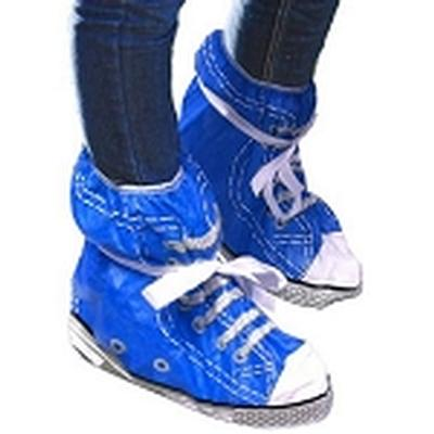Click to get Festival Feet  Sneaker Shoe Covers Blue