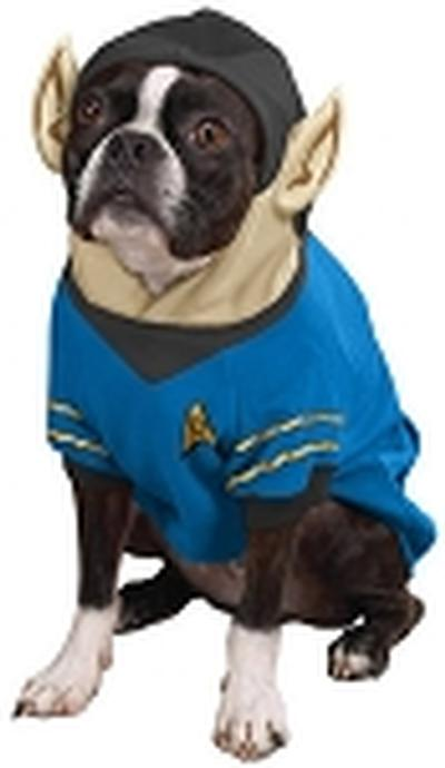 Click to get Star Trek Small Spock Dog Hoodie
