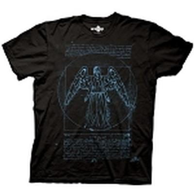 Click to get Doctor Who Vitruvian Weeping Angel TShirt