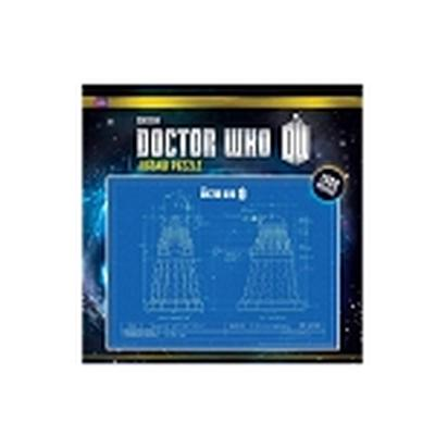 Click to get Doctor Who Puzzle Blueprint