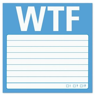 Click to get WTF Sticky Notes