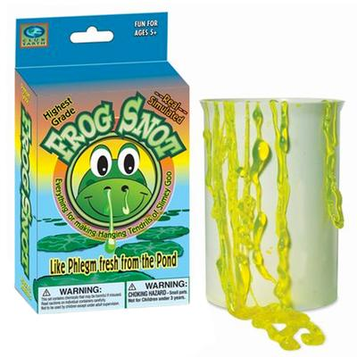 Click to get Frog Snot Booger Mix