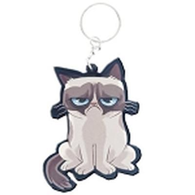 Click to get Grumpy Cat Keychain