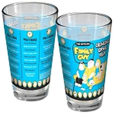 Click to get The New Official Family Guy Drinking Game Pint
