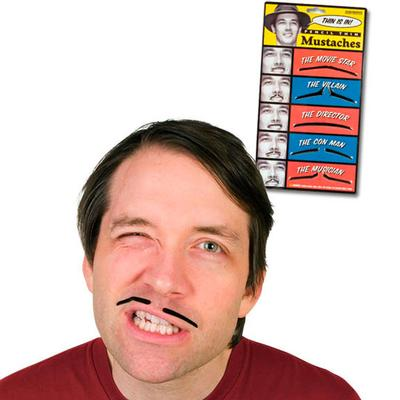 Click to get Pencil Thin Mustache Kit