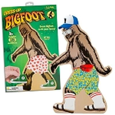 Click to get Dress Up Bigfoot Set