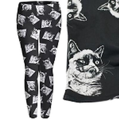 Click to get Grumpy Cat Leggings
