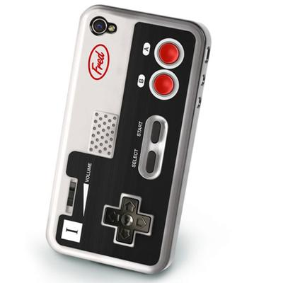 Click to get Retro Game Control Cover for iPhone4