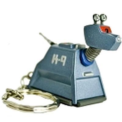 Click to get Doctor Who Diecast K9 Keychain