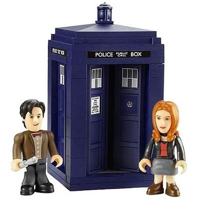 Click to get Character Building Doctor Who The Tardis Mini Set