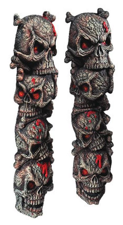 Getpranks Com Your Prank Source Skull Pillars