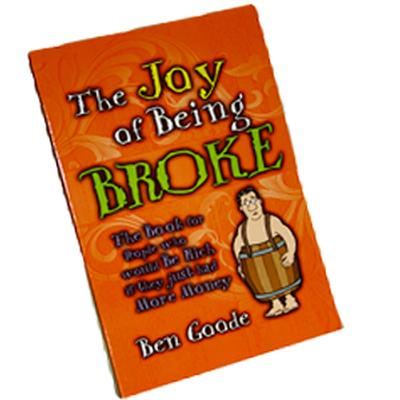 Click to get The Joys of Being Broke Book