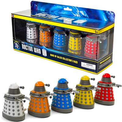 Click to get Doctor Who Wind Up Daleks 5 pack