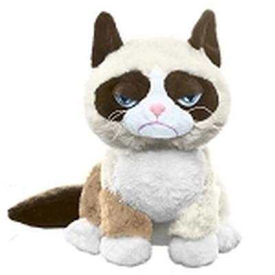 Click to get 8 Grumpy Cat Plush Toy