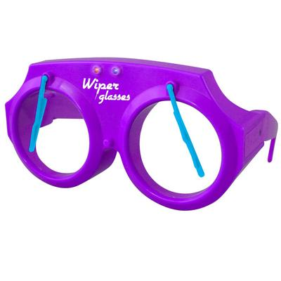 Click to get Wiper Glasses Purple