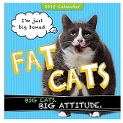 Click to get 2015 Fat Cats Calendar