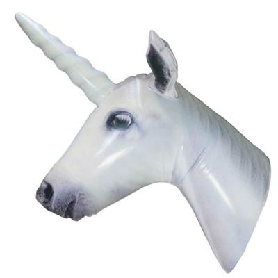 Click to get Inflatable Unicorn Head