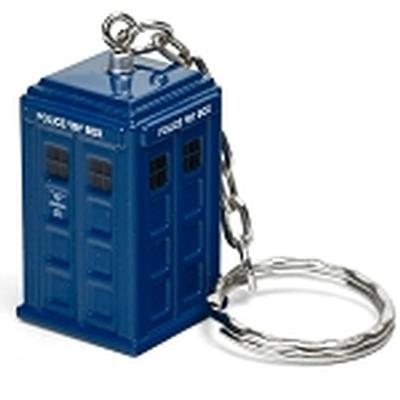 Click to get Doctor Who Die Cast Tardis Keychain