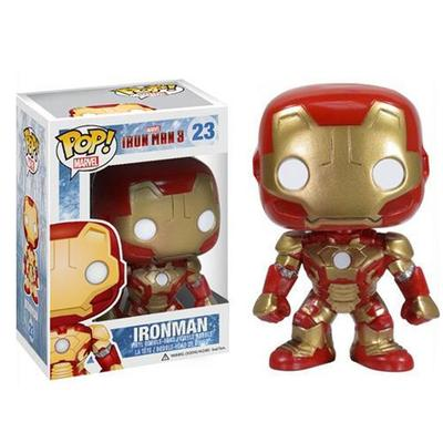 Click to get Pop Vinyl Figure Iron Man 3 Mark 42 Suit