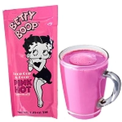 Click to get Betty Boops Pink Hot Chocolate