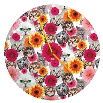 Click to get Purrfect Cat Wall Clock