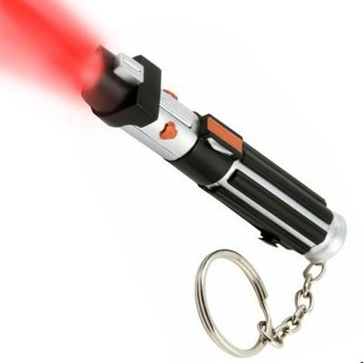 Click to get Star Wars Mini Lightsaber Flashlight Keychain Darth Vader