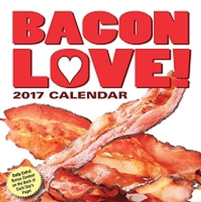 Click to get Bacon Love  2017 Day to Day Calendar