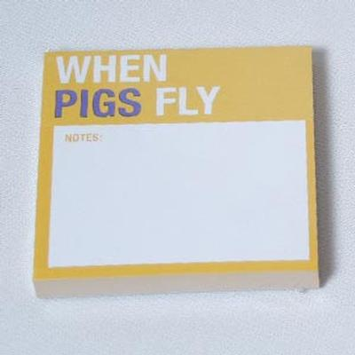 Click to get Not Your Average Sticky Notes