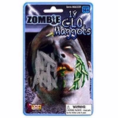 Click to get Zombie Glow Maggots