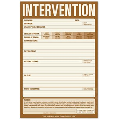 Click to get Prank Intervention Notepad
