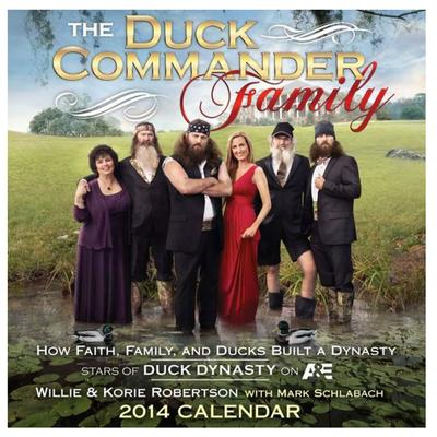 Click to get 2014 Duck Commander Day to Day Calendar