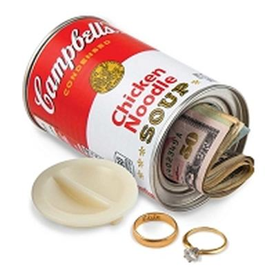 Click to get Campbells Can Secret Safe