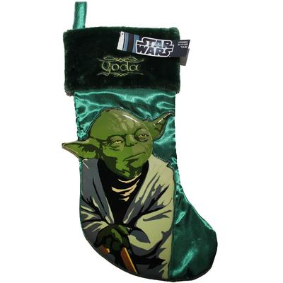 Click to get Star Wars Yoda Stocking