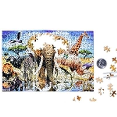 Click to get Worlds Smallest Puzzle African Oasis