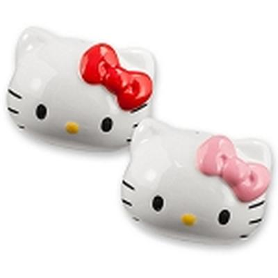 Click to get Hello Kitty Ceramic Salt  Pepper Set