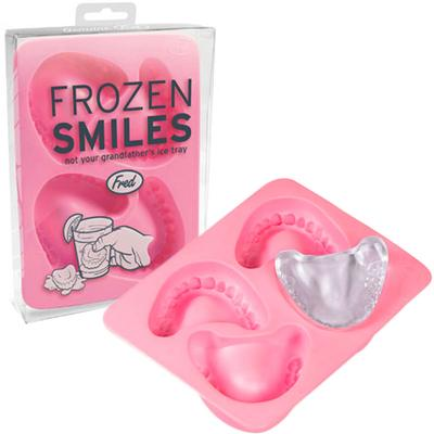 Click to get Frozen Smiles Denture Ice Tray