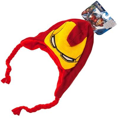 Click to get Marvel The Avengers Iron Man Laplander Knit Hat