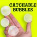 Catchable Bubbles Keychain