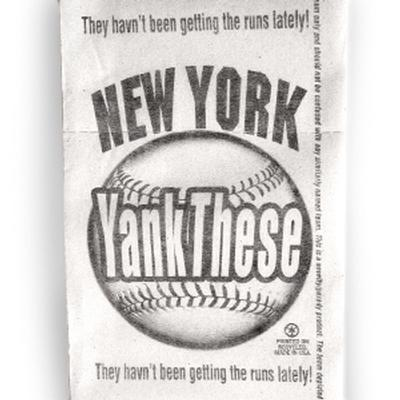 Click to get New York YankThese Toilet Paper