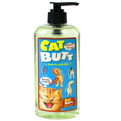 Click to get Cat Butt Hand Soap