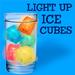 Light Up Ice Cubes